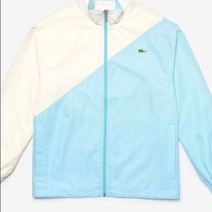 golf le fluer x lacoste track jacket